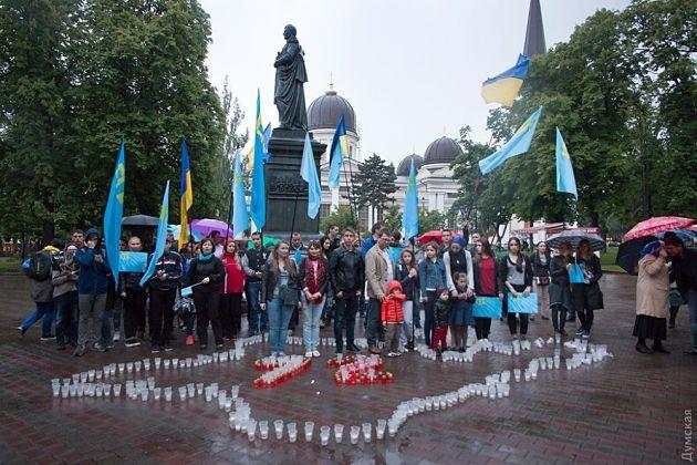 Крымские татары будут учить свой язык в Одессе