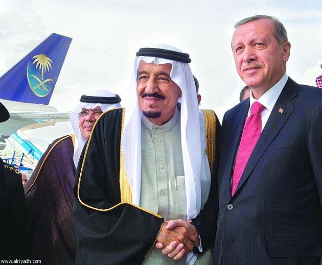 Эрдоган поддержал Саудовскую Аравию и осудил США