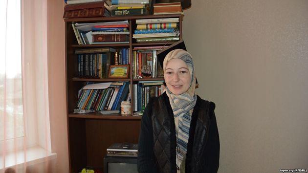 Крым: семья политзаключенного подвергается давлению
