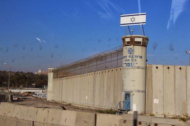 В израильских тюрьмах пытают палестинских детей