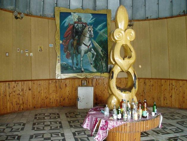 Язычество - государственная религия Осетии?