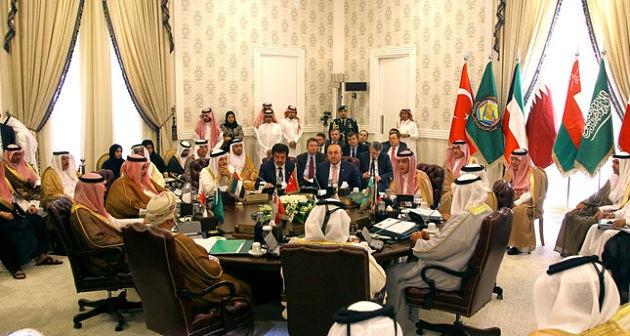 Совет стран Залива: об Алеппо, Мосуле и движении Гюлена