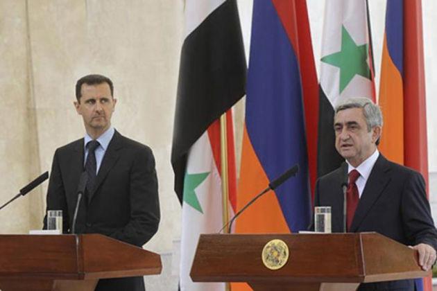 Армяне бросили своих в Алеппо