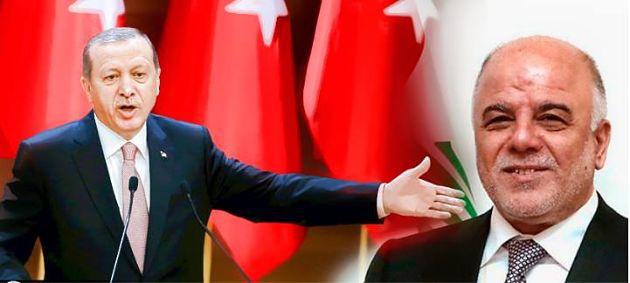 """Эрдоган - премьеру Ирака: """"Знай свое место!"""""""