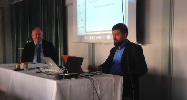 Доклад Х.Д. Черноморченко на конференции «Имидж ислама в России», Уппсала, Швеция