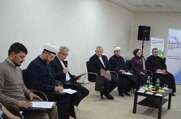 Украинские мусульмане рассказали католикам о семье в Исламе