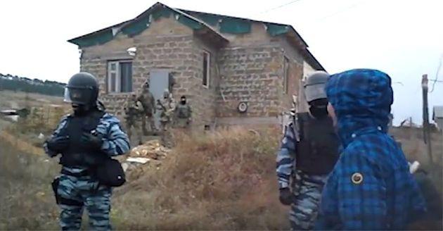 Новые репрессии в Крыму: Симферопольский район