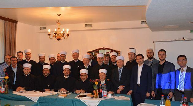 В Германии прошел съезд боснийских имамов