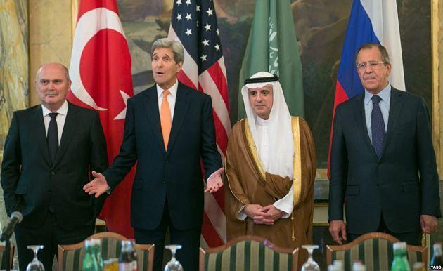 Важно: США, Россия, Турция и КСА встретятся в связи с Сирией