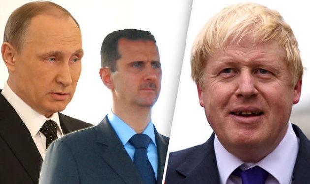 Британский министр: Россия и Асад не выиграют войну в Сирии