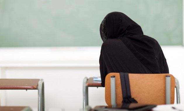 В махачкалинском языковом центре задержали 18 девушек в хиджабах