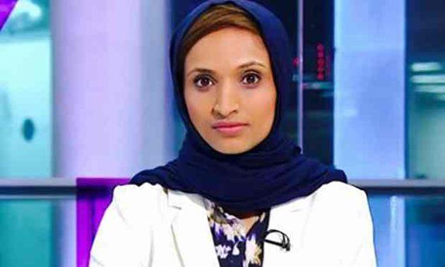 Журналистку обвинили в поддержке терроризма за хиджаб в эфире