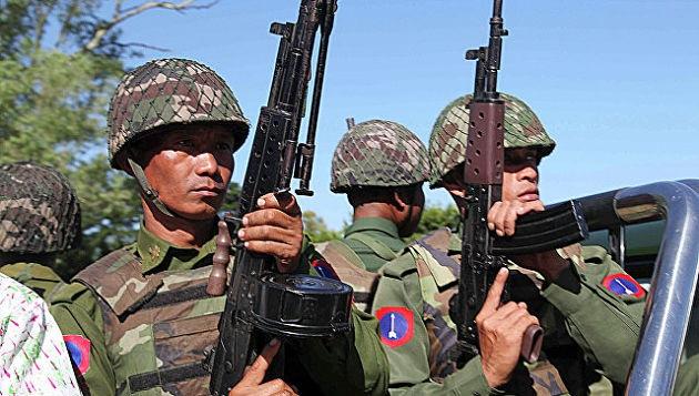 Мьянма: угнетение мусульман спровоцировало вооруженный отпор