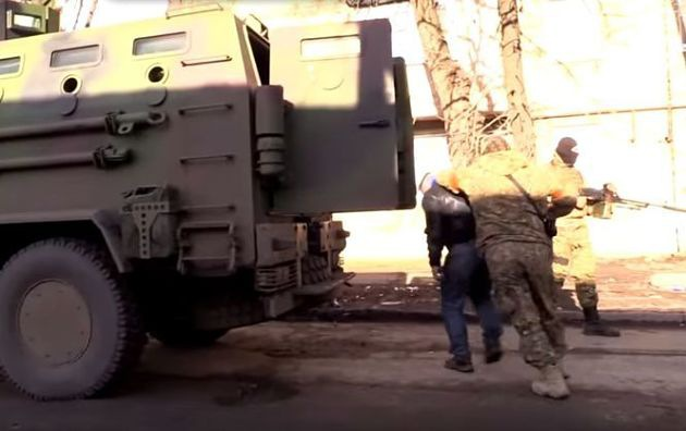 """Мемориал"" об эскадронах смерти на Кавказе"